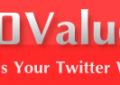Site gera estimativa do valor de sua conta no Twitter