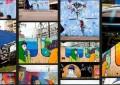 Unindo pessoas com espaços urbanos para doar e artistas para pintar