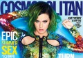 Cosmopolitan vai ter Katy Perry na capa em todas as edições do mundo