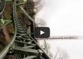 Como é andar na montanha russa mais veloz do mundo