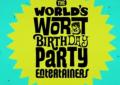 Katy Perry usa disfarçe para animar festas e fazer clipe
