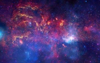 Molécula Complexa Orgânica encontrada no espaço