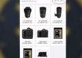 MyGearVault ajuda a cuidar de sua lista de equipamentos