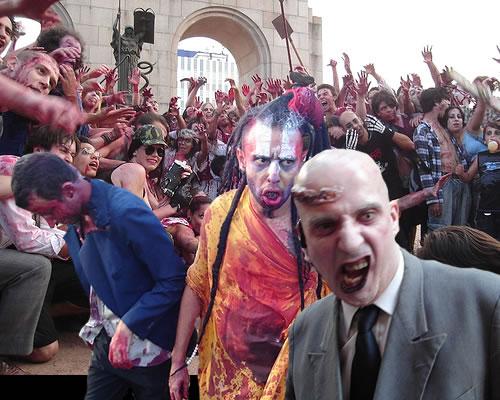 Zombie Walk Porto Alegre 2007