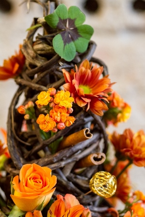 Agapanthus Floricultura - Natal 2013 - árvore dos desejos laranja detalhes 3 - foto Edna Froes_