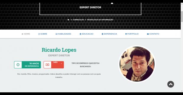 Ricardo Lopes   Empregos Montenegro