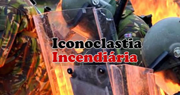 Iconoclastia Incendiária - Página Inicial
