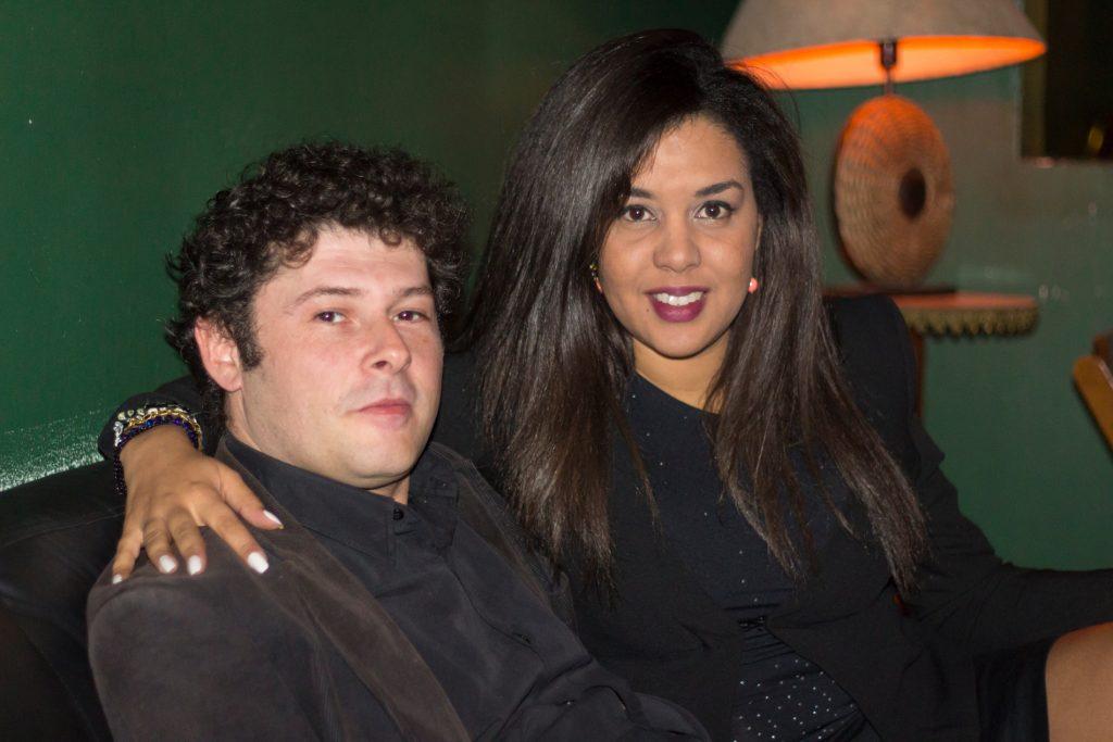Ricardo Cury Lopes e Eloá Silveira Fontoura